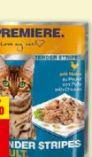 Katzennahrung Tender Stripes von Premiere Tiernahrung