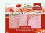Exquisite Schinkenvariation von Berger