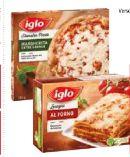 Steinofenpizza von Iglo