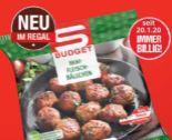 Mini-Fleisch-Laibchen von S Budget