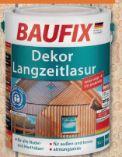 Dekor-Langzeitlasur von Baufix