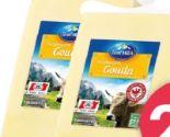 Bergbauern Gouda von Tirol Milch