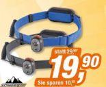 LED-Stirnlampe von Alpina
