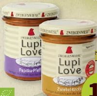Bio-Brotaufstrich Lupi Love von Zwergenwiese