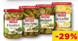 Sandwichgurken von Felix