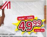 Steppbetten-Set Sleep von Rofima