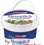 Heumilch Naturjoghurt von Spar