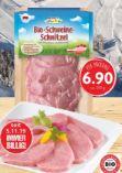 Bio-Schweins-Schnitzel von Spar Natur pur
