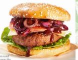 Green Mountain Veganer Burger von Hilcona