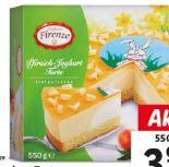 Pfirsich-Joghurt Torte von Confiserie Firenze