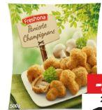 Panierte Champignons von Freshona