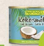 Bio-Kokosmilch von Rapunzel
