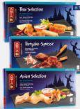 Asian Selection von Asia