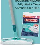 Bodenreinigung Clean-Away von Leifheit