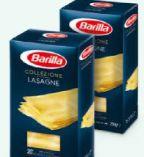 La Collezione Lasagne von Barilla