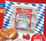 Münchner Weisswurst von Tann