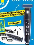MicroTouch Solo All-in-One Rasierer von Media Shop