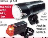 LED-Fahrradleuchten-Set von Top Velo