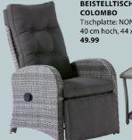 Luxus-Komfortsessel Colombo