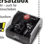 Kfz-Lampen-Ersatzbox von Diamond Car