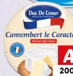 Camembert von Duc De Coeur