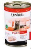 Katzenvollnahrung Premium von Coshida