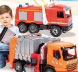 Aufsitz Feuerwehr von Lena