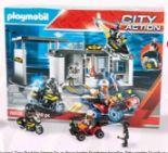 Mitnehm-SEK-Zentrale 70338 von Playmobil