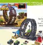 Hot Wheels Monster Trucks von Mattel