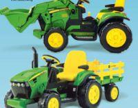 Elektro-Traktor von John Deere