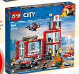 Feuerwehr-Station 60215 von Lego City