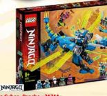 Jays Cyber-Drache 71711 von Lego Ninjago