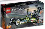 Dragster Rennauto  42103 von Lego Technic