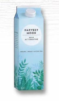 Bio-Milchalternative von Harvest Moon