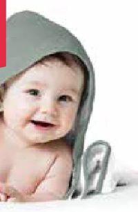 Baby-Kapuzenhandtuch