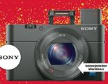 Kompaktkamera RX100 III von Sony