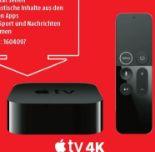 TV 4K HDR von Apple