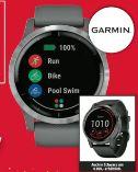 Smartwatch Vivoactive 4 von Garmin