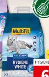 Katzenstreu Hygiene White von MultiFit