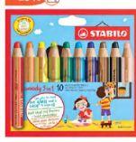 Woody 3in1 Box von Stabilo