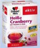 Heißer Cranberry von Doppelherz