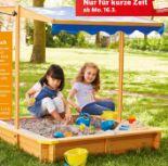 Sandkasten von Playtive Junior