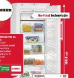 Gefrierschrank Comfort GN 2723-24 von Liebherr
