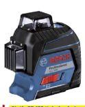 Multi-Linien-Laser GLL 3-80 von Bosch