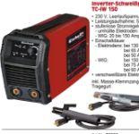 Inverter-Schweißgerät TC-IW 150 von Einhell