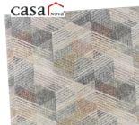 Tischteppich Argentum von Casa Nova