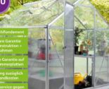Gewächshaus Pluto von Vitavia Garden Products
