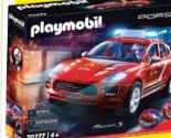 Porsche Macan S Feuerwehr 70277 von Playmobil