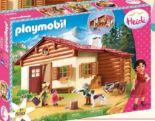 Heidi und Großvater auf der Almhütte 70253 von Playmobil