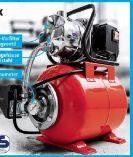 Edelstahl Hauswasserwerk ZXJP1200inox-C von Walter